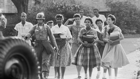 Image result for teenagers during civil rights movement