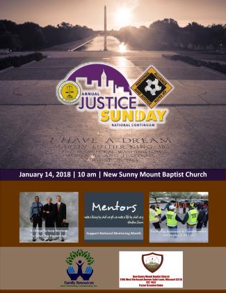 Justice Sunday- FRCC